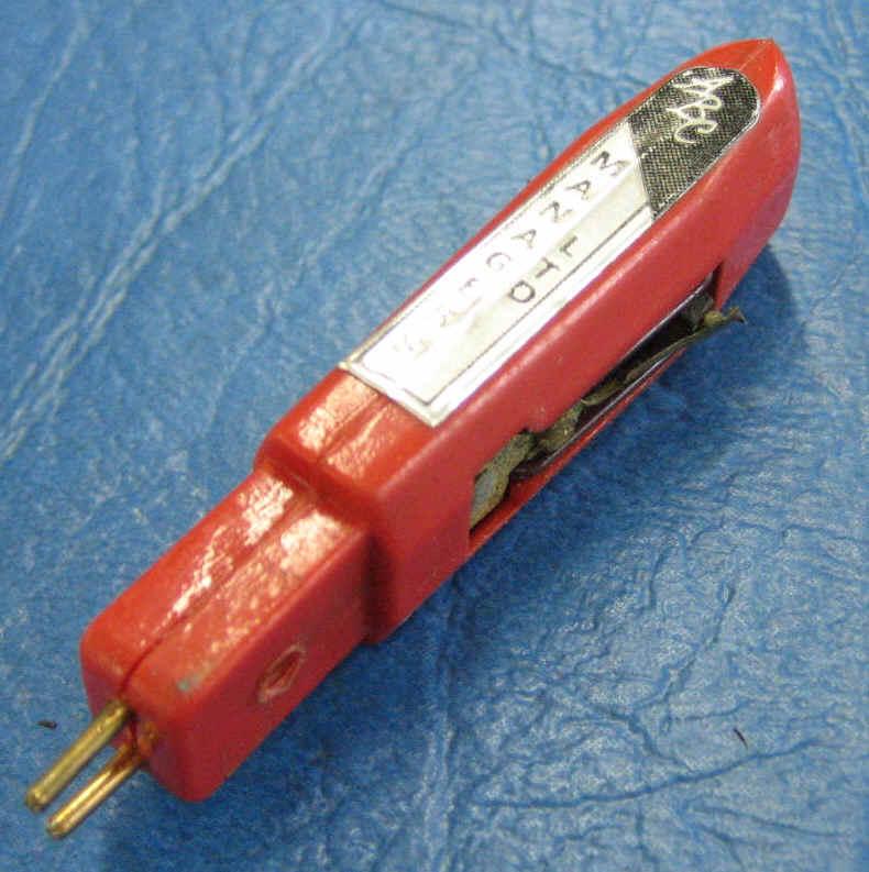 Seeburg redhead cartridge