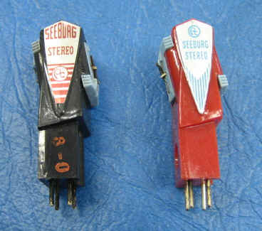 replacement cartridge Seeburg needle redhead